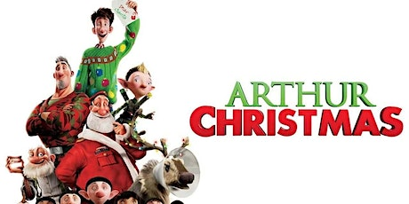 Merry Movie Marathon - Arthur Christmas tickets