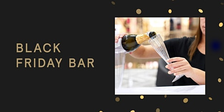 Pop-up  Black Friday Bar with Lake George Winery tickets