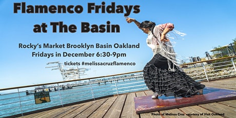 Flamenco Fridays at The Basin tickets