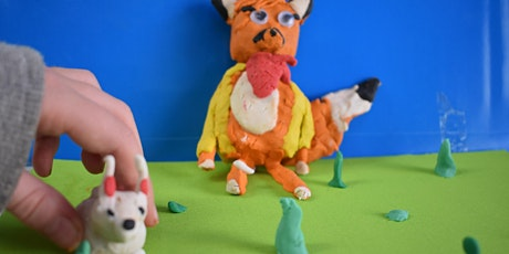 Moruya Library Claymation Workshop tickets