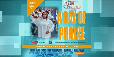 A Day of Praise tickets