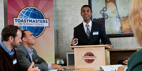 Join us at SPOT ON Advanced Online Toastmasters - Meeting December 17, 2020 tickets