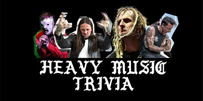 Heavy Music Trivia at Stay Gold