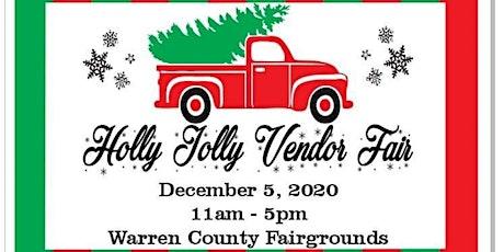 Holly Jolly Vendor Fair tickets