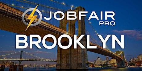 Brooklyn Virtual Job Fair March 18, 2021 tickets