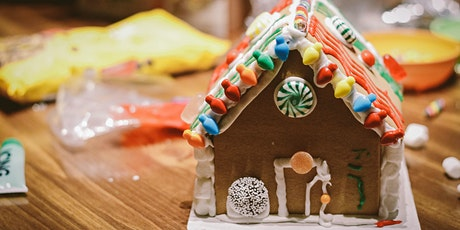 Children's Gingerbread House Decorating tickets