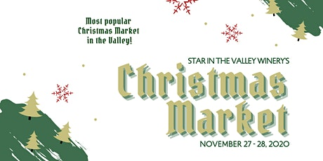 The Christmas Market at Star in the Valley tickets