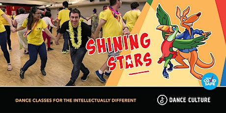 Shining Stars // Dance classes for the intellectually different // Launch tickets