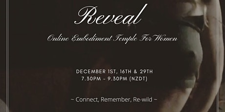 Reveal - Online Embodiment Temple tickets