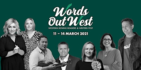 Words Out West Readers & Writers Festival tickets
