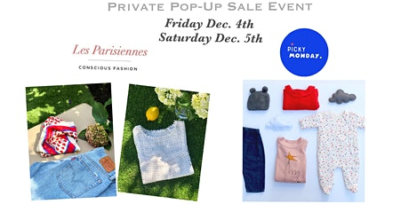 Private sale Les Parisiennes with guest Picky Monday tickets