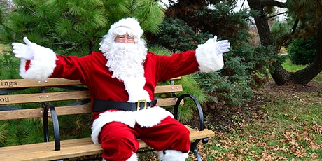 Santa Photos in the Garden tickets