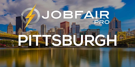 Pittsburgh Virtual Job Fair May 20 , 2021 tickets