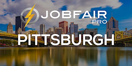 Pittsburgh Virtual Job Fair August 24 , 2021 tickets