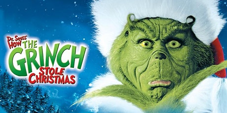 Merry Movie Marathon - How the Grinch stole Christmas tickets