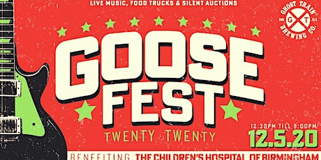 Goose Fest 2020 tickets