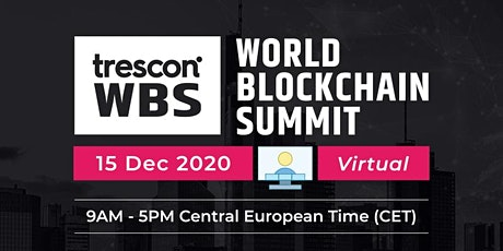 World Blockchain Summit - Global tickets
