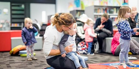Rock  & Rhyme It's Story time Bookings REQUIRED @ Burnie Library tickets