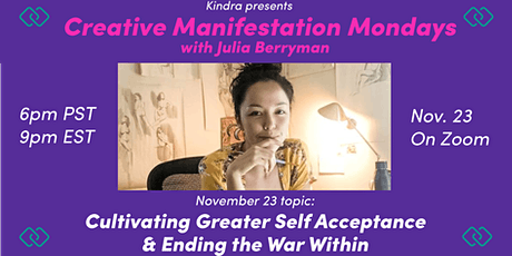 Creative Manifestation Mondays tickets