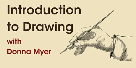 Introduction to Drawing with  Donna Myer @ Bermagui Library tickets