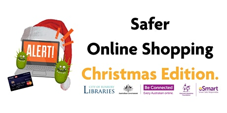 eWorkshop: Safer Online Christmas Shopping Webinar tickets