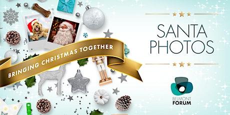 Photos with Santa 2020 tickets
