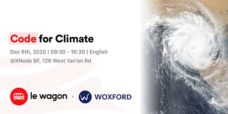 Code for Climate tickets