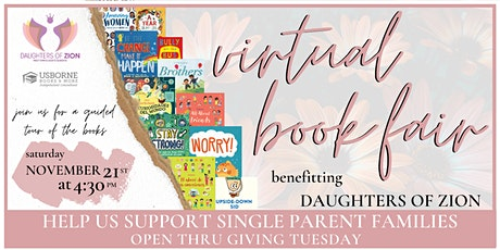 Holiday Book Fair Benefiting Single Parent Families within Greater LA tickets