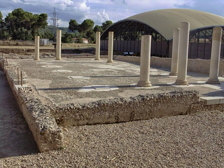 Imagen de Alcalá romana. Visita guiada al yacimiento arqueológico de Complutum y la C