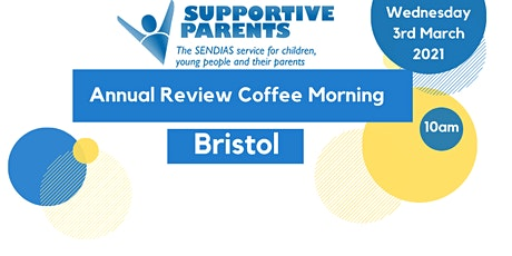 Bristol Annual Review Coffee Morning tickets