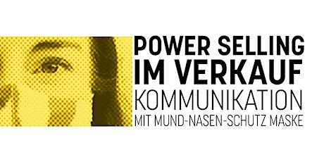 Impulsvortrag - Power Selling im Verkauf Tickets