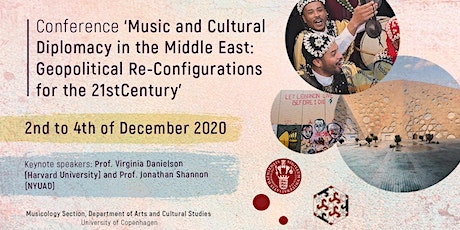'Music and Cultural Diplomacy in the Middle East tickets