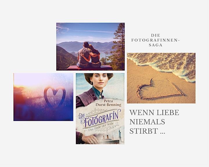 """Lesung@home """"Das Ende der Stille"""": Bild"""