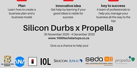 1000 TECH ENTREPRENEURS CAMPAIGN PORT ELIZABETH tickets