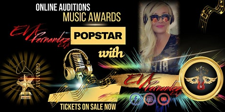 POPSTAR  Auditions &  Music Awards 2021 tickets