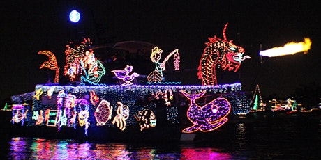 Newport Beach Holiday Lights Cruises 2020 Tickets tickets