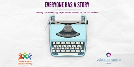 Everyone has a story tickets