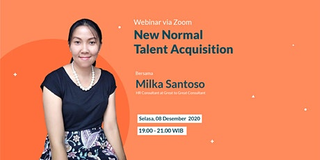 New Normal Talent Acquisition tickets
