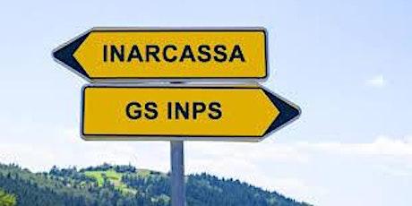 Gestione Separata INPS  -  Iscrivibilità in INARCASSA biglietti