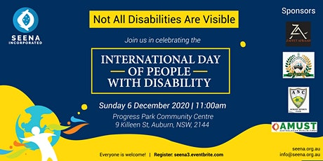 International Day of People with Disability tickets