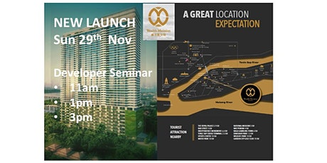 For the 'armchair investor' - Wealth Mansion (Phnom Penh) launch tickets
