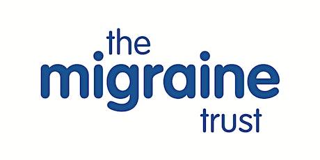 The Migraine Trust Virtual Managing Your Migraine tickets
