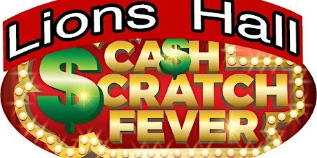 Cash Scratch Fever tickets