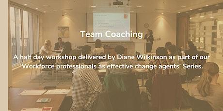 Team Coaching tickets