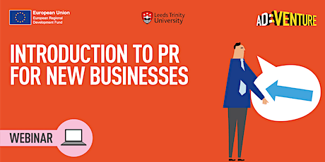Introduction to PR for New Businesses with Amy Lund, Tuesday 18 May tickets
