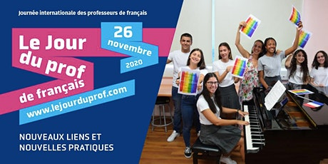 Celebrating International French Teachers' Day tickets