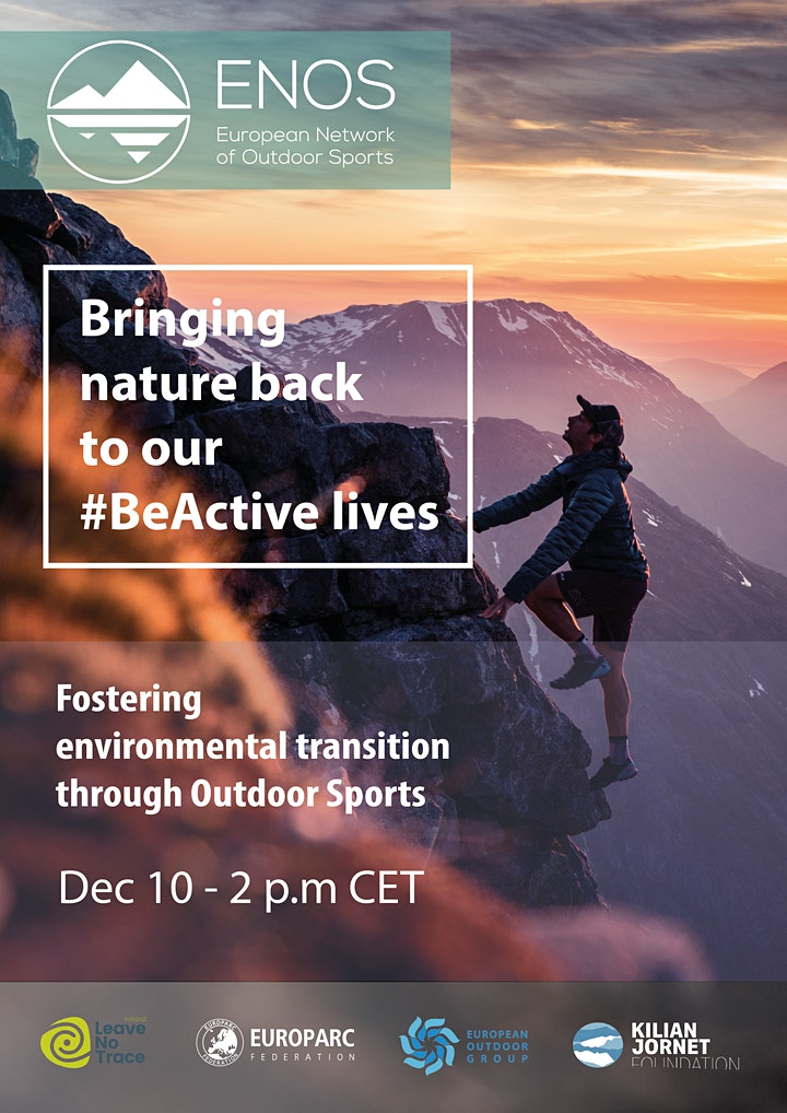 Bringing nature back to our #BeActive lives image