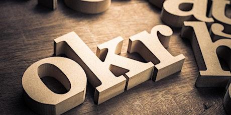 Strategien agil entwickeln und umsetzen mit (Objectives & Key Results) OKR Tickets