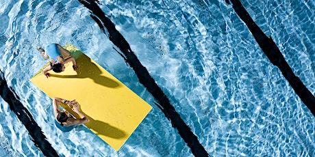 Moeder & Kind zwemmen [WE] tickets