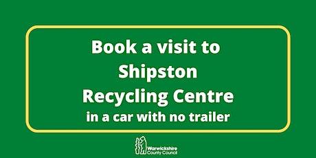 Shipston - Wednesday 2nd December tickets